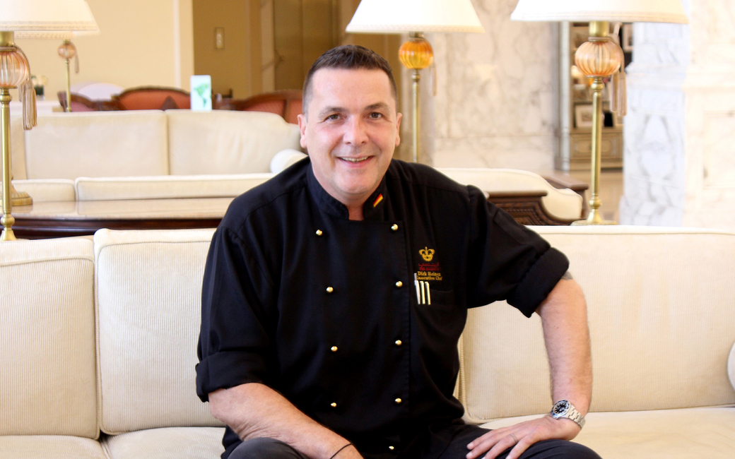 The Regency Hotel, Kuwait appoints executive chef who will be taking on the leadership role for more than 100 team members