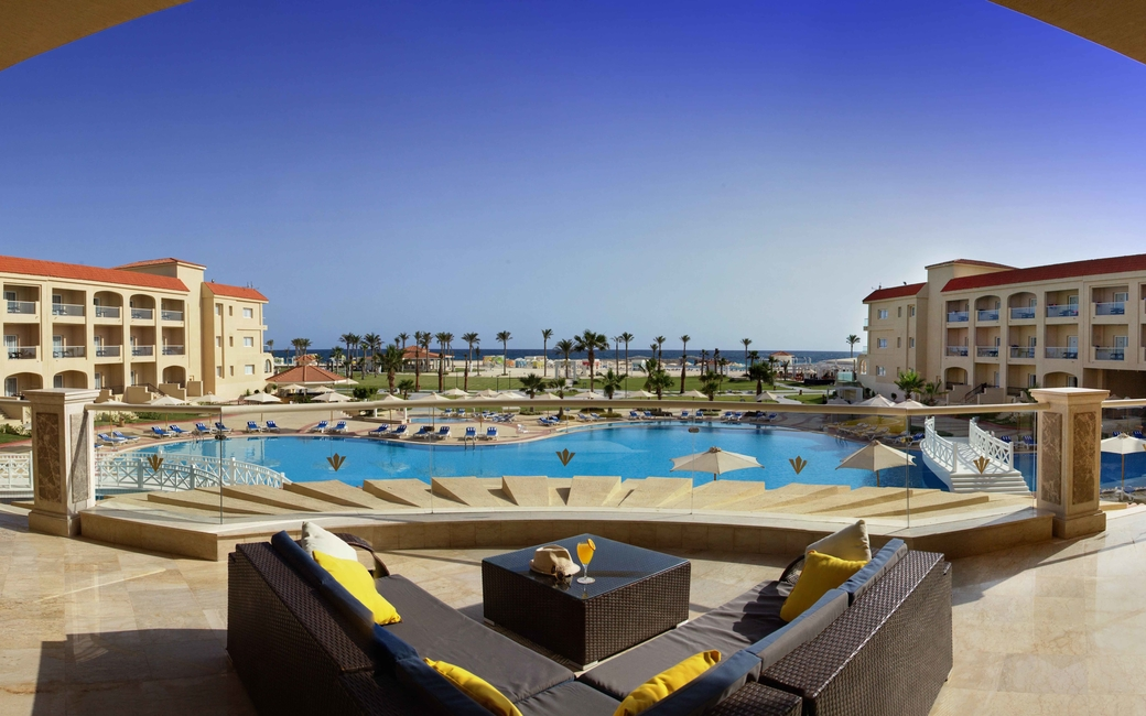 Rixos Alamein receives a facelift and welcomes families to its luxury property