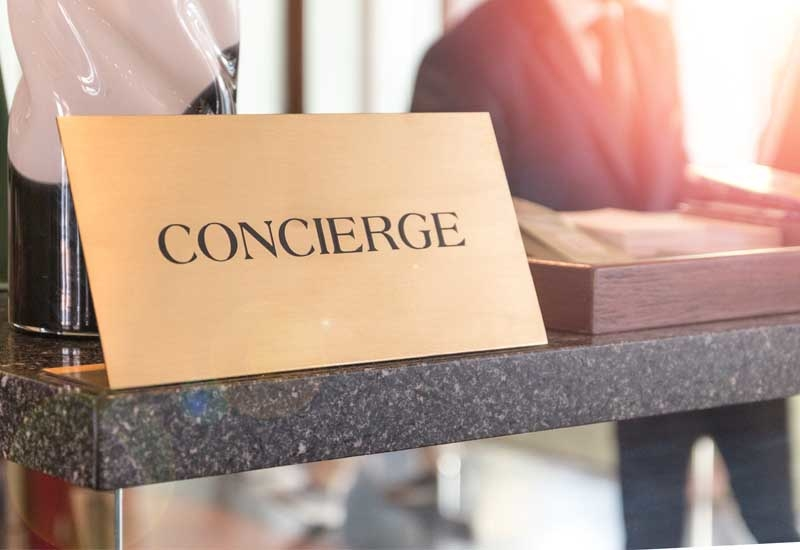 A good concierge can send you to a great Japanese place, but a great one will tell you the exact time when the celebrity chef will step out