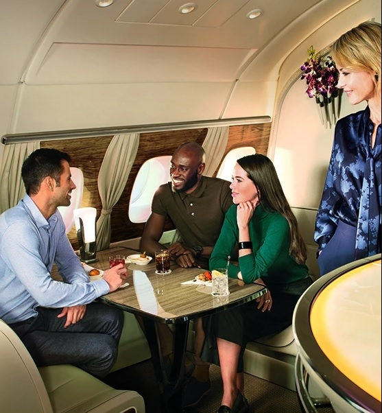 Skywards Platinum and Gold members will also enjoy access to exclusive by-appointment VIP lounges at select Villages.