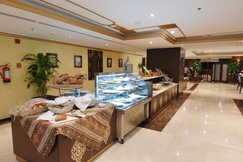 Al Araik restuarant at Millennium Taiba Hotel Madinah