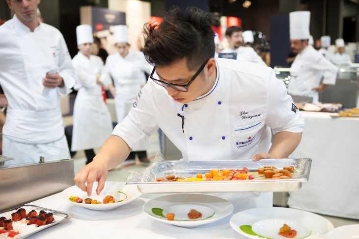 The competition will offer 12 UAE chefs the opportunity to showcase their skills and creativity in a timed cooking competition.