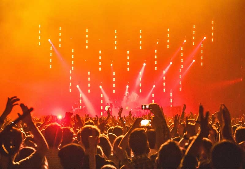 Concerts and other tourism-related activities have previously had a positive effect on hotel occupancy rates, RevPAR and ADR, take for instance Bahrain. Image used for illustrative purpose only