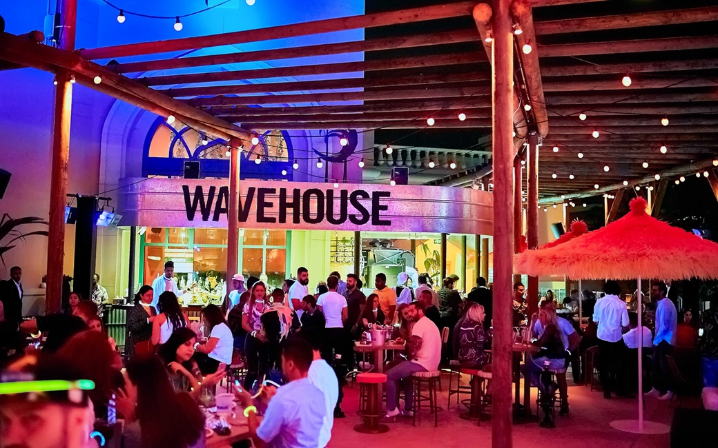 Wavehouse organises corporate bowling competition where winners will be rewarded with a weekend's staycation at the resort