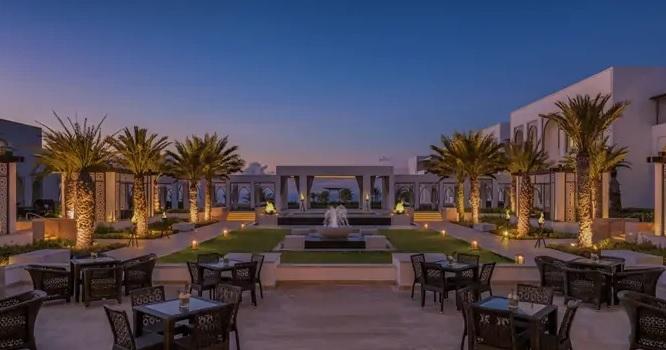 Hilton Tangier Al Houara Resort & Spa. Image courtesy: Hilton