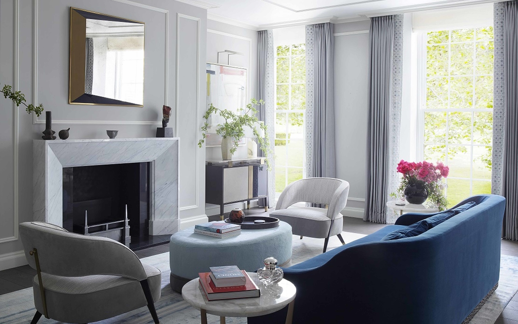 Finchatton and Four Seasons debut private residences in London's Mayfair