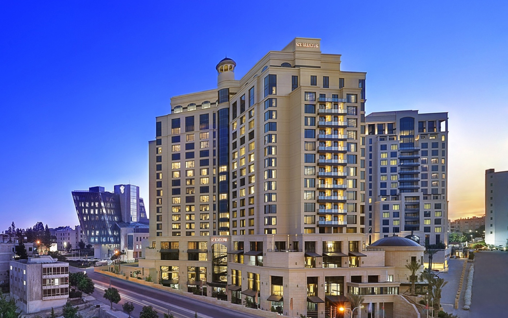 Eid escape deals at St. Regis, Jordan