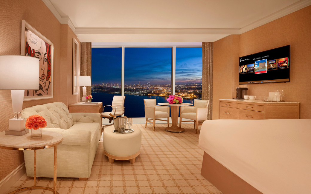 Situated along the banks of Massachusetts' Mystic river, Encore Boston Harbor officially opened its doors to guests in June 2019, featuring 671 guestrooms and suites, a spa, salon, fitness centre and a casino