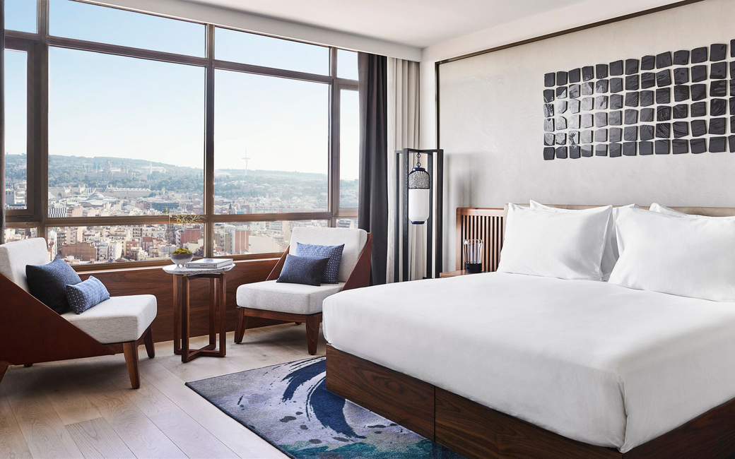 Nestled in the Spain's Eixample neighbourhood, Nobu Hotel Barcelona is set to launch this September, 2019 while being home to 259 guestrooms and suites,