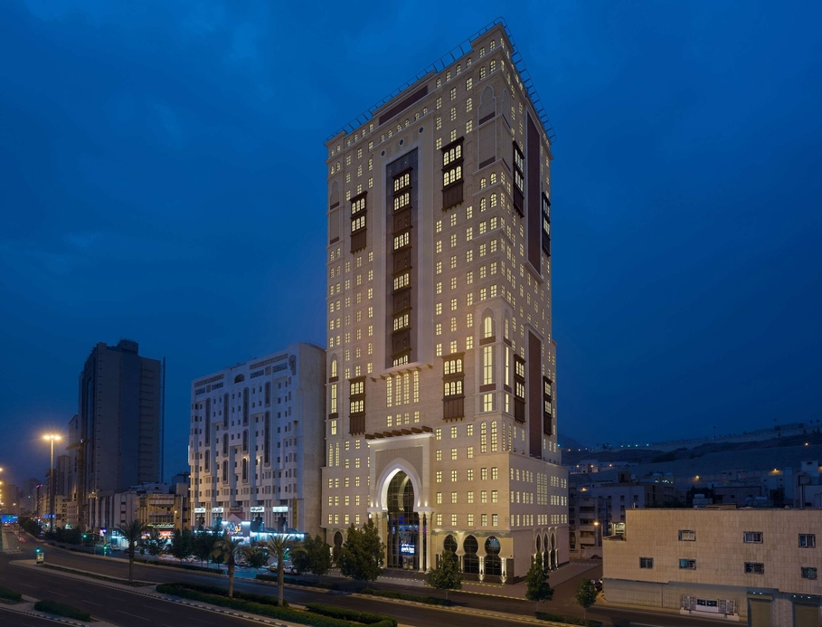 The group's Saudi Arabian portfolio now consists of 43 hotels and more than 9,400 rooms