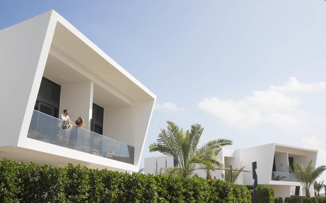 Photos:  Jumeirah at Saadiyat Island Resort's private villas