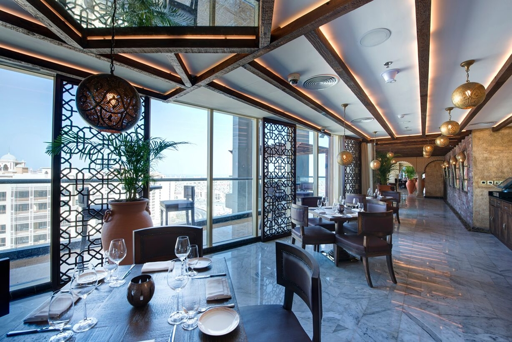 Khyber at Dukes The Palm introduces Eid package.