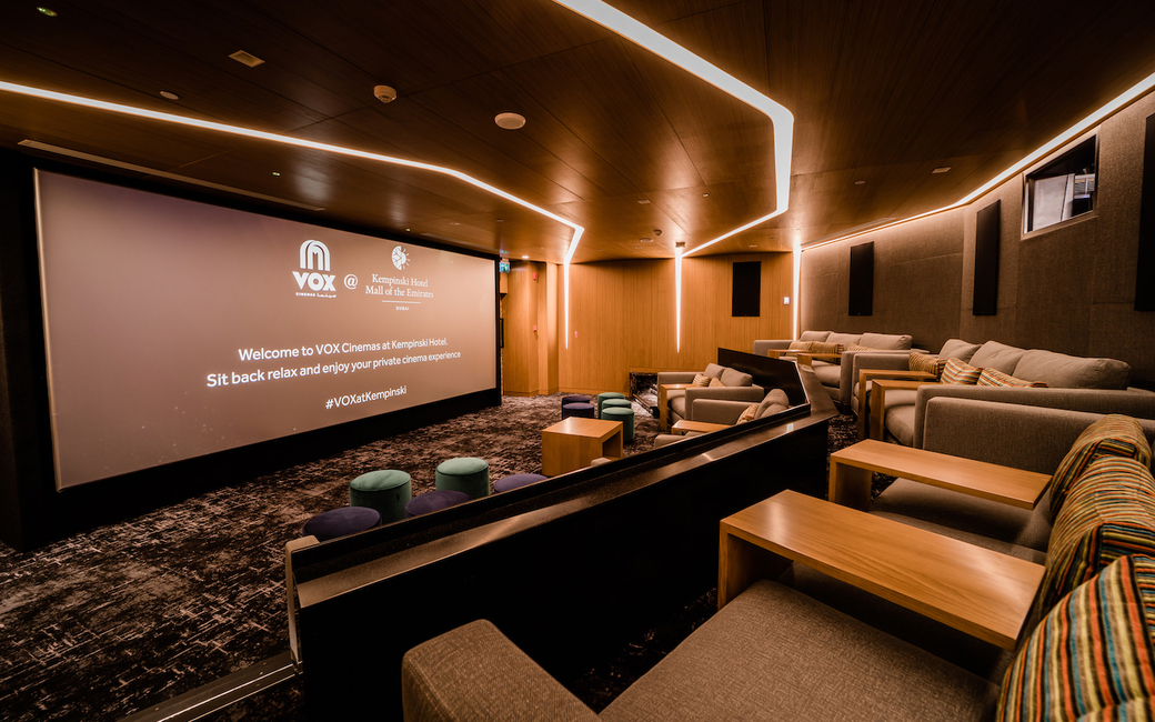 VOX Cinemas at Kempinski Hotel Mall of the Emirates