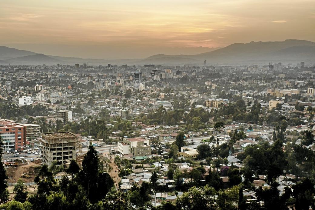 Addis Ababa [Image: Shutterstock].