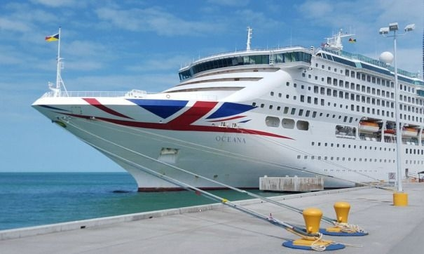 The cruise ship will not dock in Dubai for the upcoming season.