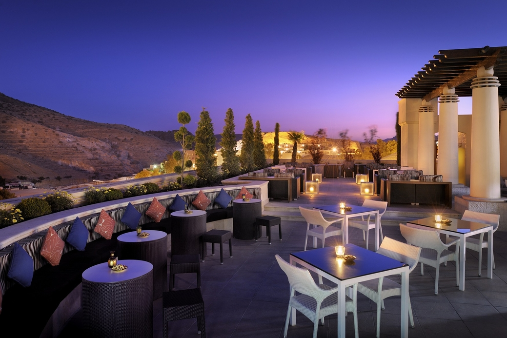 The Mövenpick Resort Petra is one of the participating properties in the Kilo of Kindness campaign.