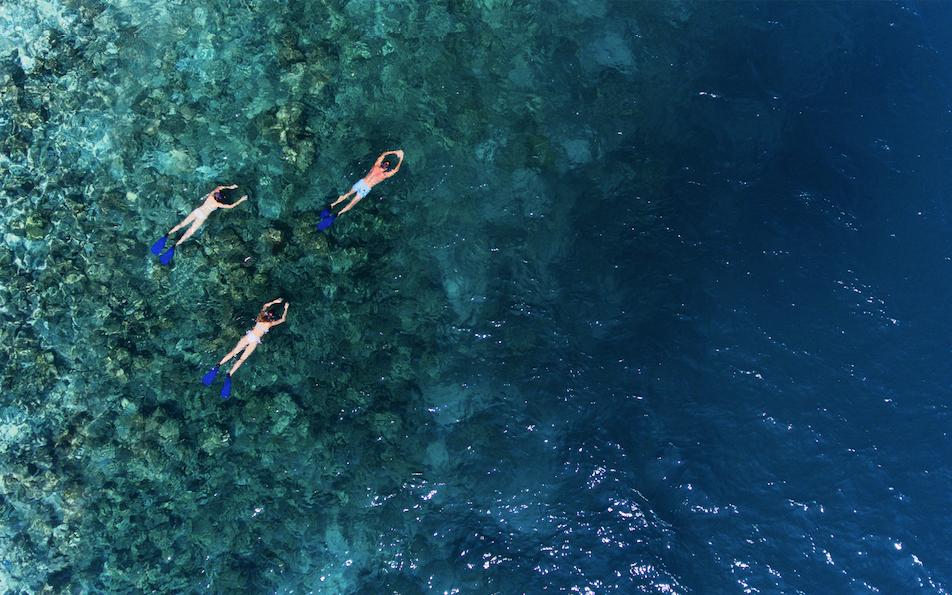 Vakkaru Maldives has introduced a Manta Ray Adventure package