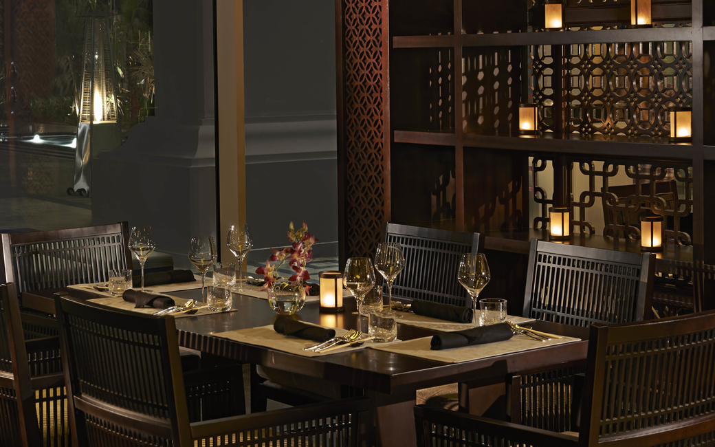 LAO is another in-hotel dining venue that offers Southeast Asian and Vietnamese cuisine fusing traditional cooking techniques with modern presentations