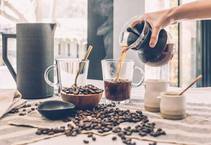 The Soft Bank-backed company is ready to set up more than 50 premium coffee shops under the brand name The French Press. Image used for illustrative purpose only.