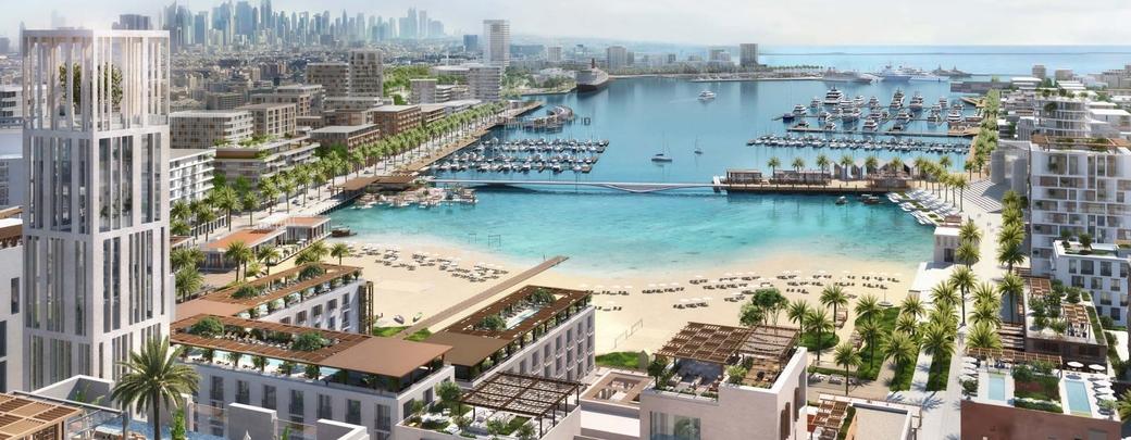 Emaar, Mina rashid, Mirage Leisure and Development