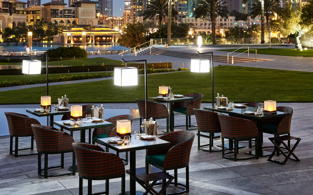 Armani Hotel Dubai's Indian restaurant will serve up a Christmas dinner, as well as a New Year's Eve celebration menu