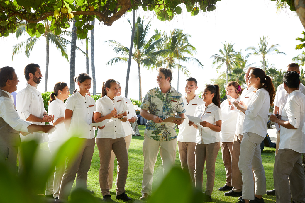 Four seasons hotels and resorts, Emotional intelligence, Human resources