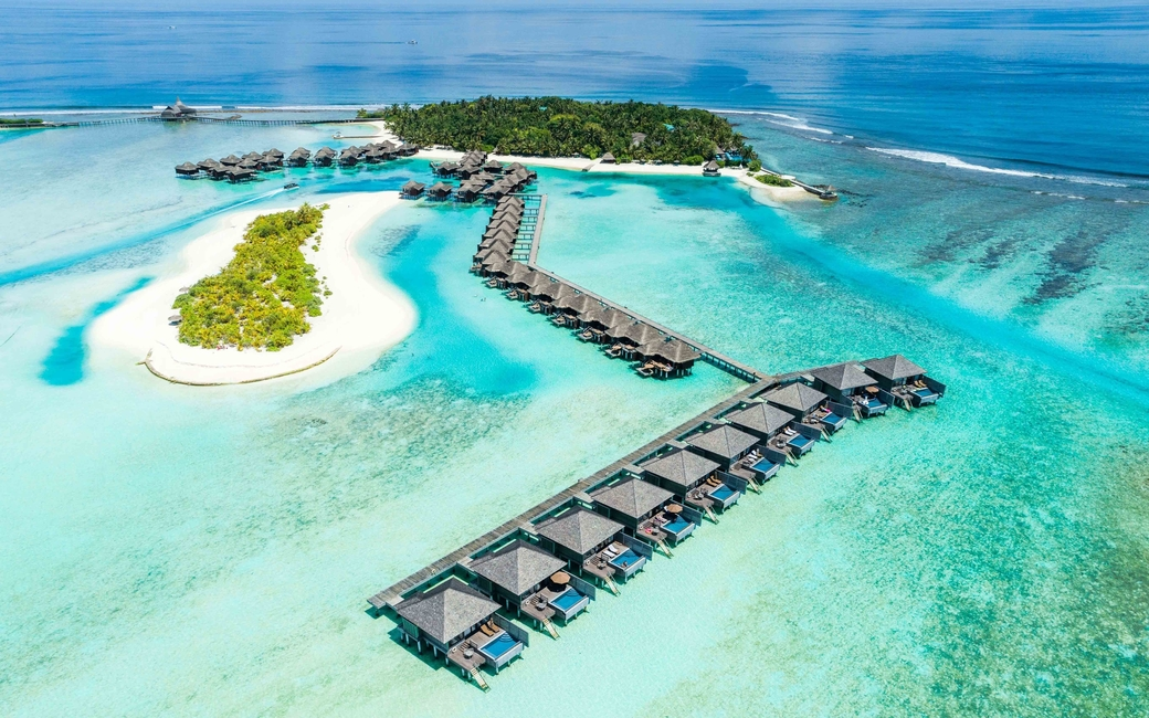 Photos: Anantara Veli, Maldives
