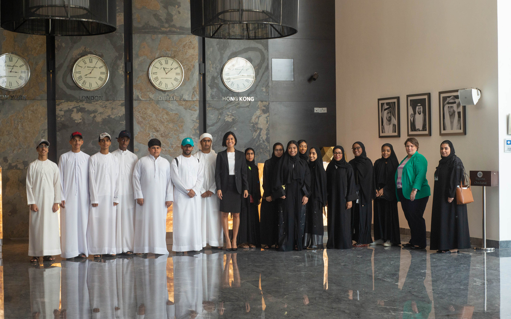 TRYP by Wyndham Dubai welcomed Emirati students