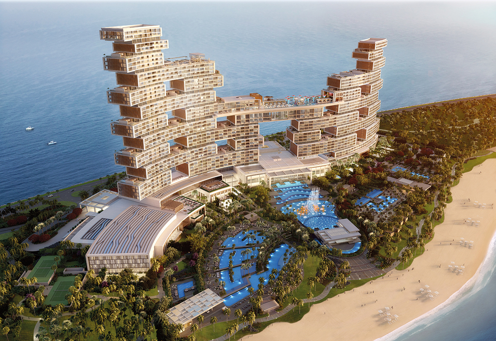 In the UAE, a significant number of hotels are being developed in the run-up to Expo 2020 Dubai, which opens its doors in approximately 13 months. Image used for illustrative purpose only