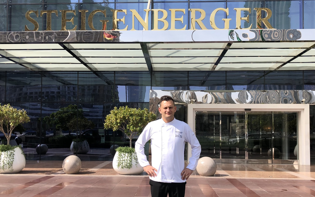 Steigenberger Hotel appoints executive chef
