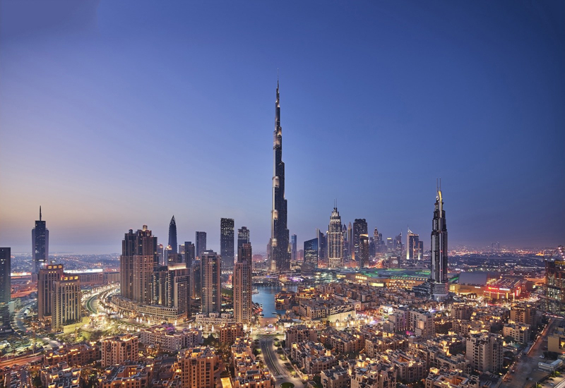 The building stands at 828 metres