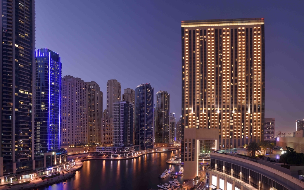Photos: Address Dubai Marina