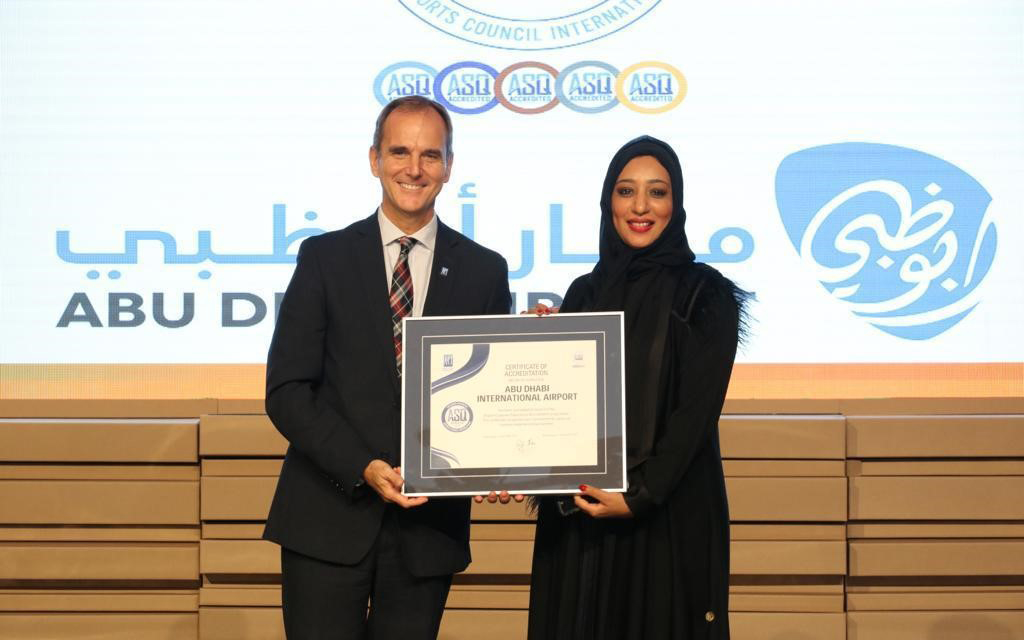 Abu Dhabi Airports participates in ACI Customer Experience Global Summit