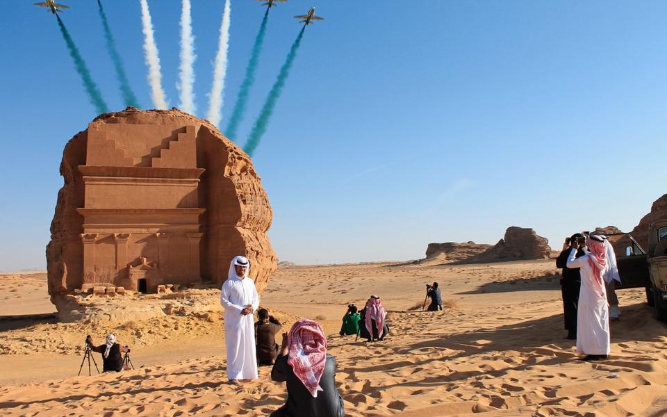 Saudi Arabia takes to social media to promote attractions ahead of landmark tourist visa announcement
