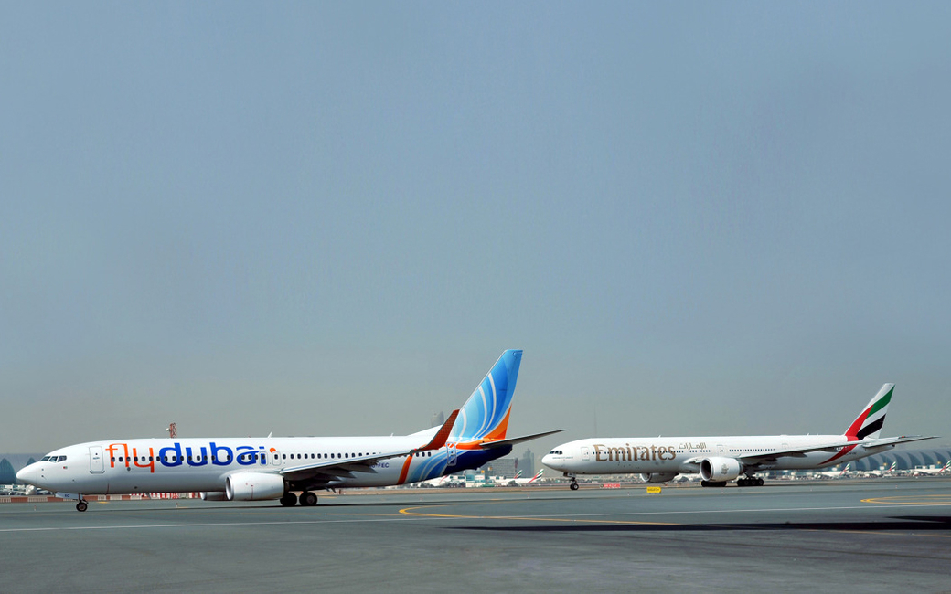 Flight relocations to Terminal 3 for flydubai passengers