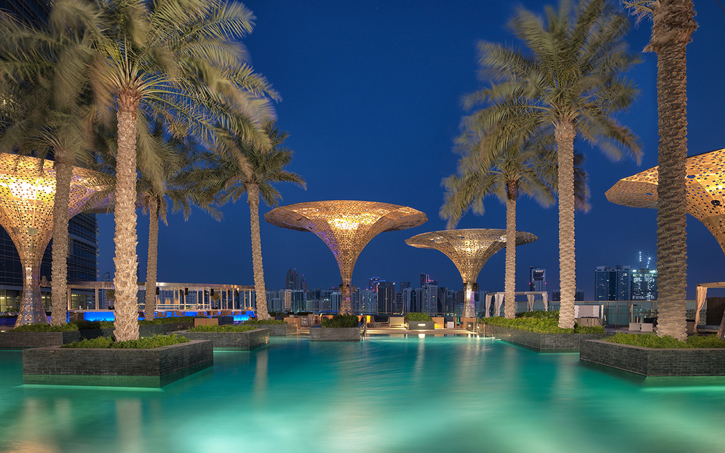 Rosewood Abu Dhabi launches daytime pool party