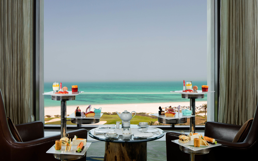 The St. Regis Saadiyat Island Resort, Abu Dhabi launches October F&B offerings