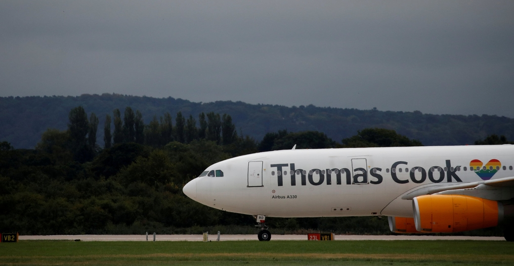 Thomas Cook will enter into compulsory liquidation with immediate effect