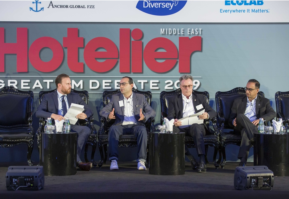 The Technology in Operation panel at the Great GM Debate
