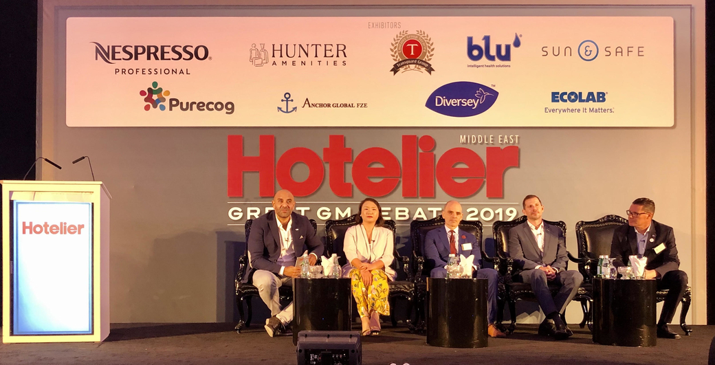 As always, Hotelier Middle East will be sharing live updates on Twitter using the hashtag #GMDebate19