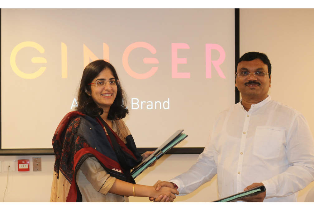 Deepika Rao MD & CEO Ginger and Sanjay Paidlewar partner Concrete Developers