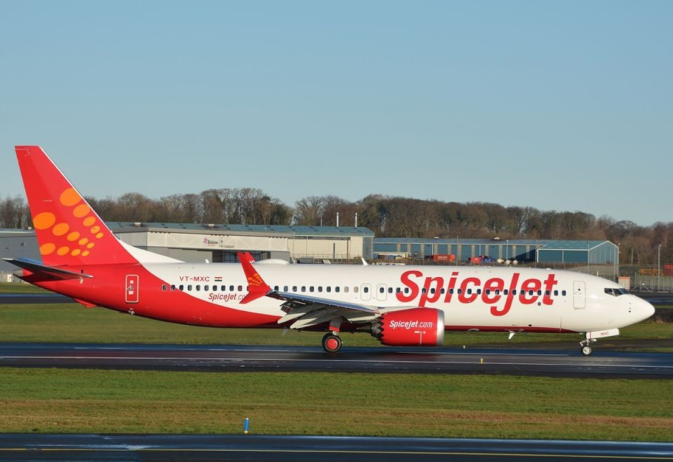 Airlines, Spice Jet