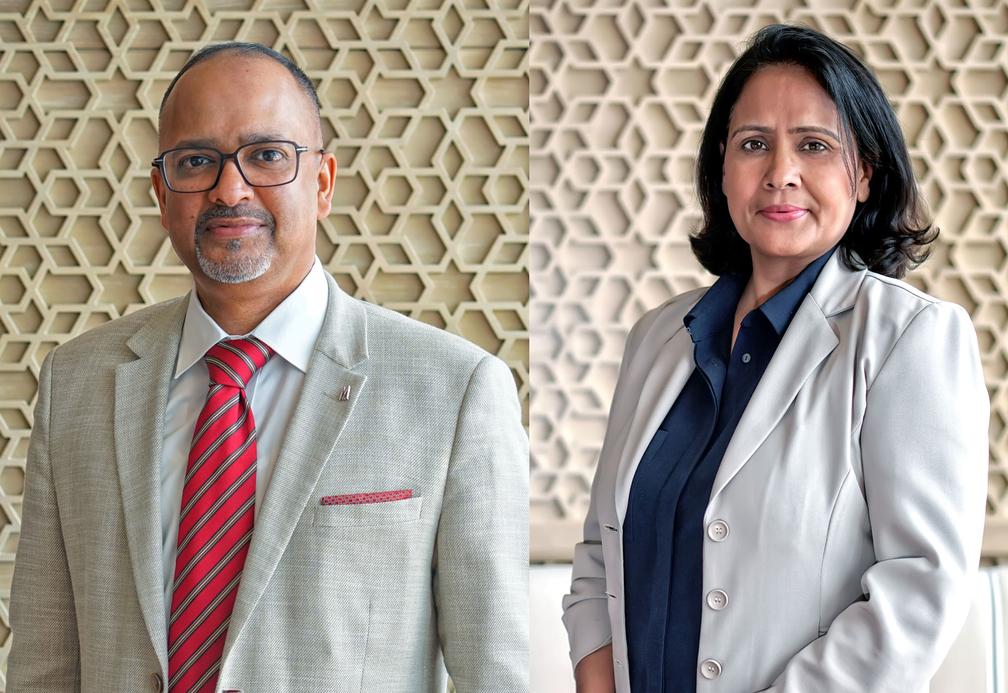 Sumesh Gopal and Preeti Gupta