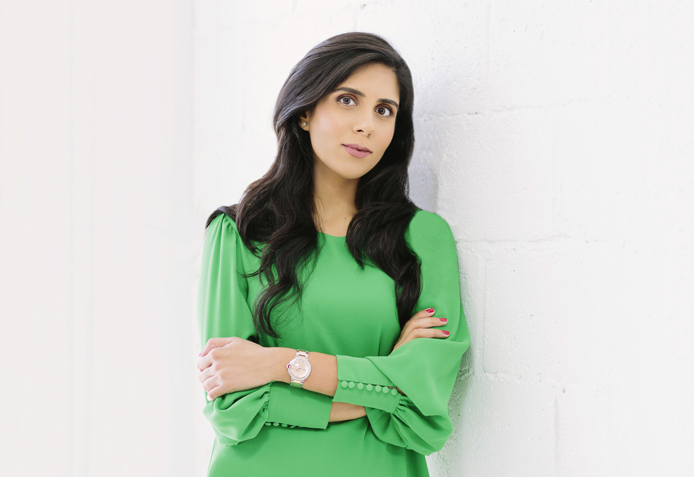 Geeta Pahlajani