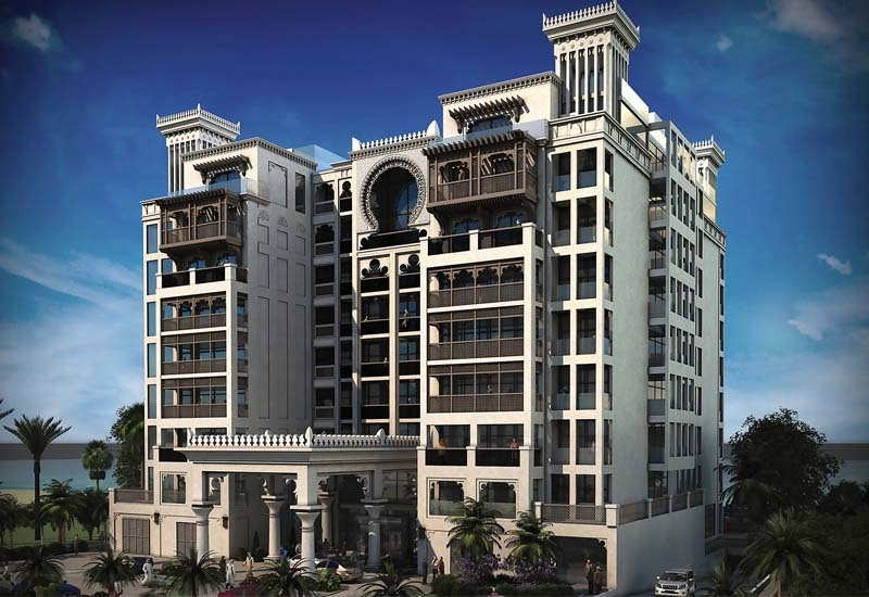 C Central Resort is located on the East Crescent of the Palm Jumeirah