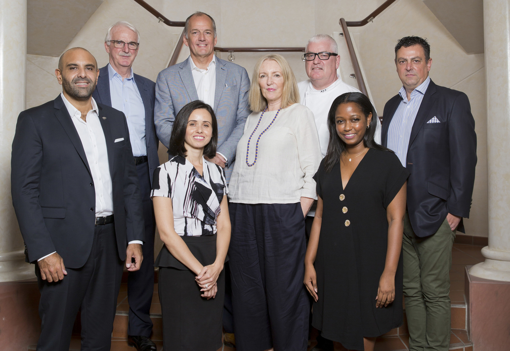 The Hotelier Middle East Awards judging panel