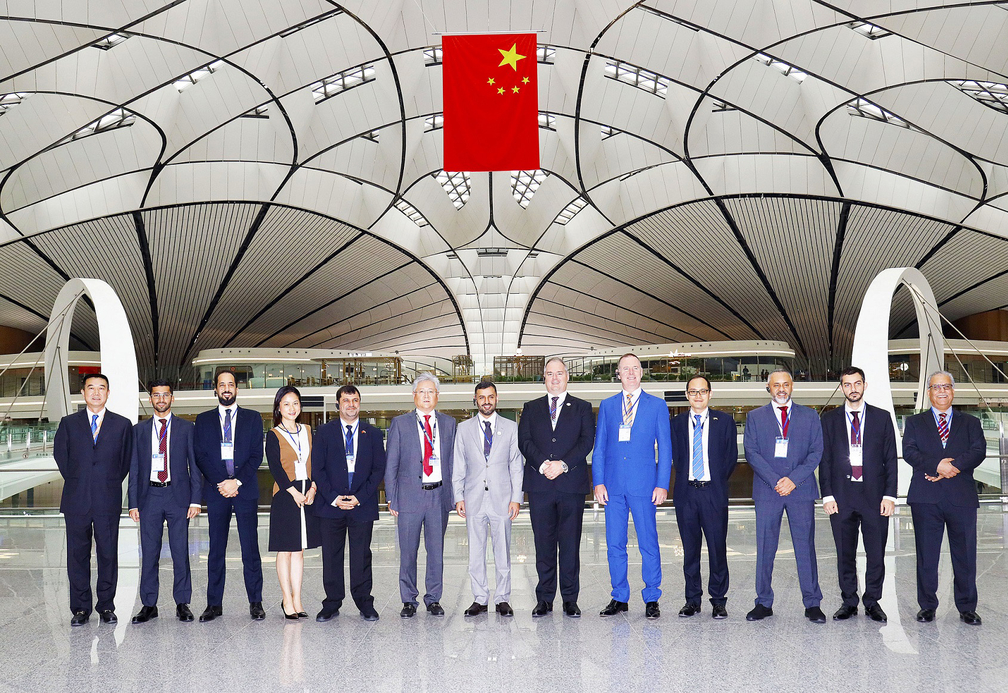 The MoU was signed at the BDIA Management Center in Beijing, China on October 10, 2019