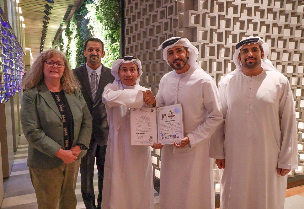Issam Kazim, CEO of Dubai Tourism met with representatives from the travel trade and local media in Kuwait