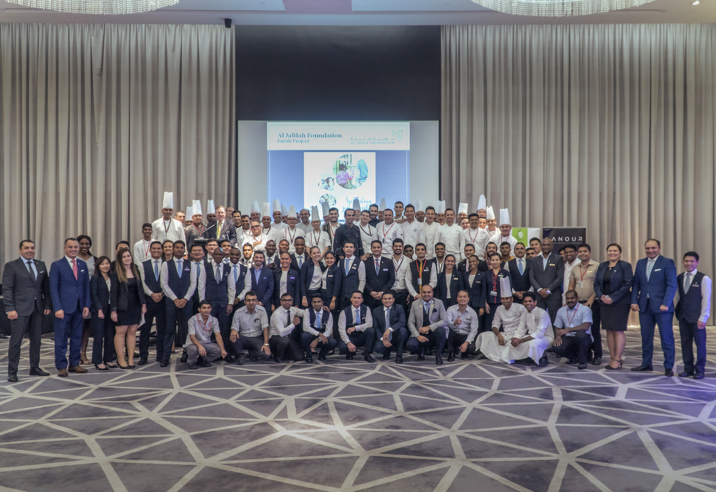 The 12th edition of Road to Awareness will be hosted at Sheraton Grand Hotel, Dubai