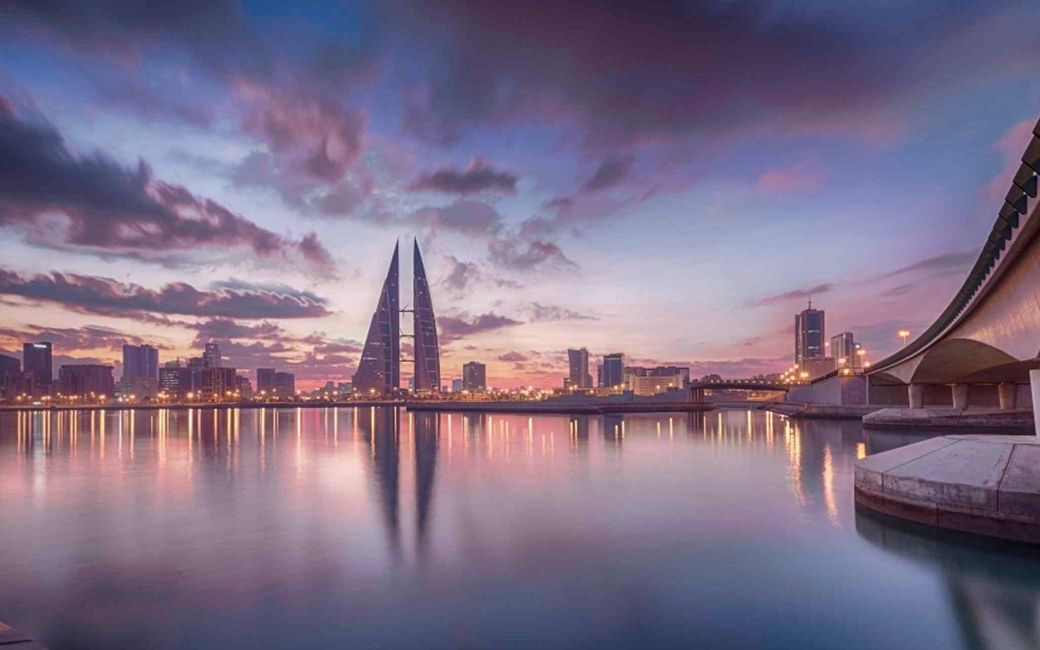 Bahrain finished first or second in the region across all the key metrics